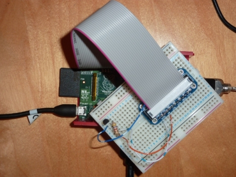 Raspberry Pi & DS18B20
